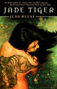 Cover of Jade Tiger