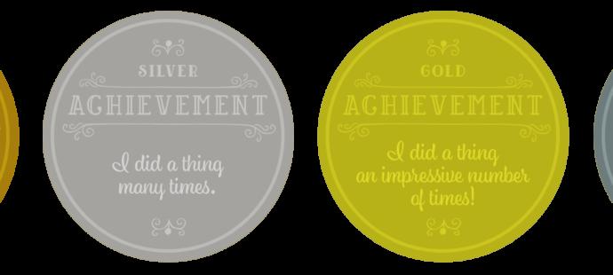 2017 Achievement Trophies